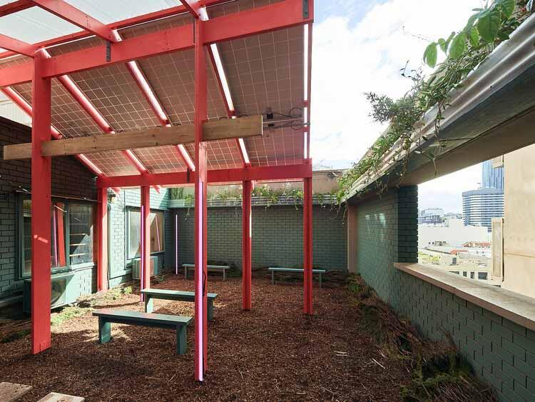 Презентация Ha Architecture в A New Normal во время Недели дизайна в Мельбурне 2021. Изображение © Kristoffer Paulsen