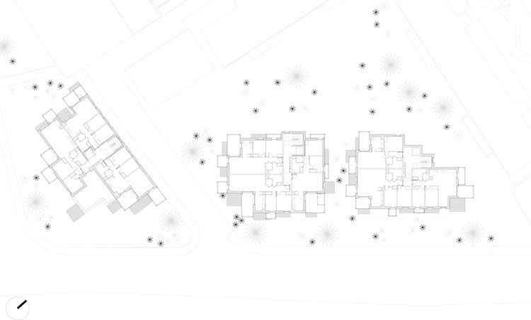 Planta - Белые облака / POGGI & MORE архитектура
