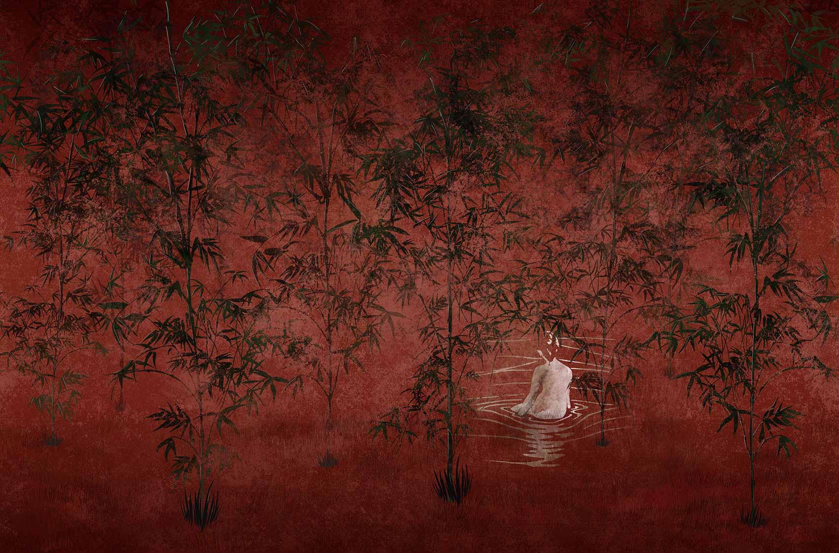 The Daydreamer — коллекция обоев от Gio Pagani для Londonart.