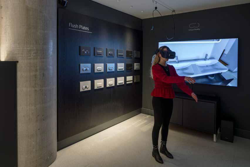 Виртуальная реальность VitrA London
