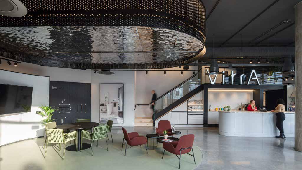 VitrA Bathrooms открывает флагманский выставочный зал в лондонском районе Клеркенвелл