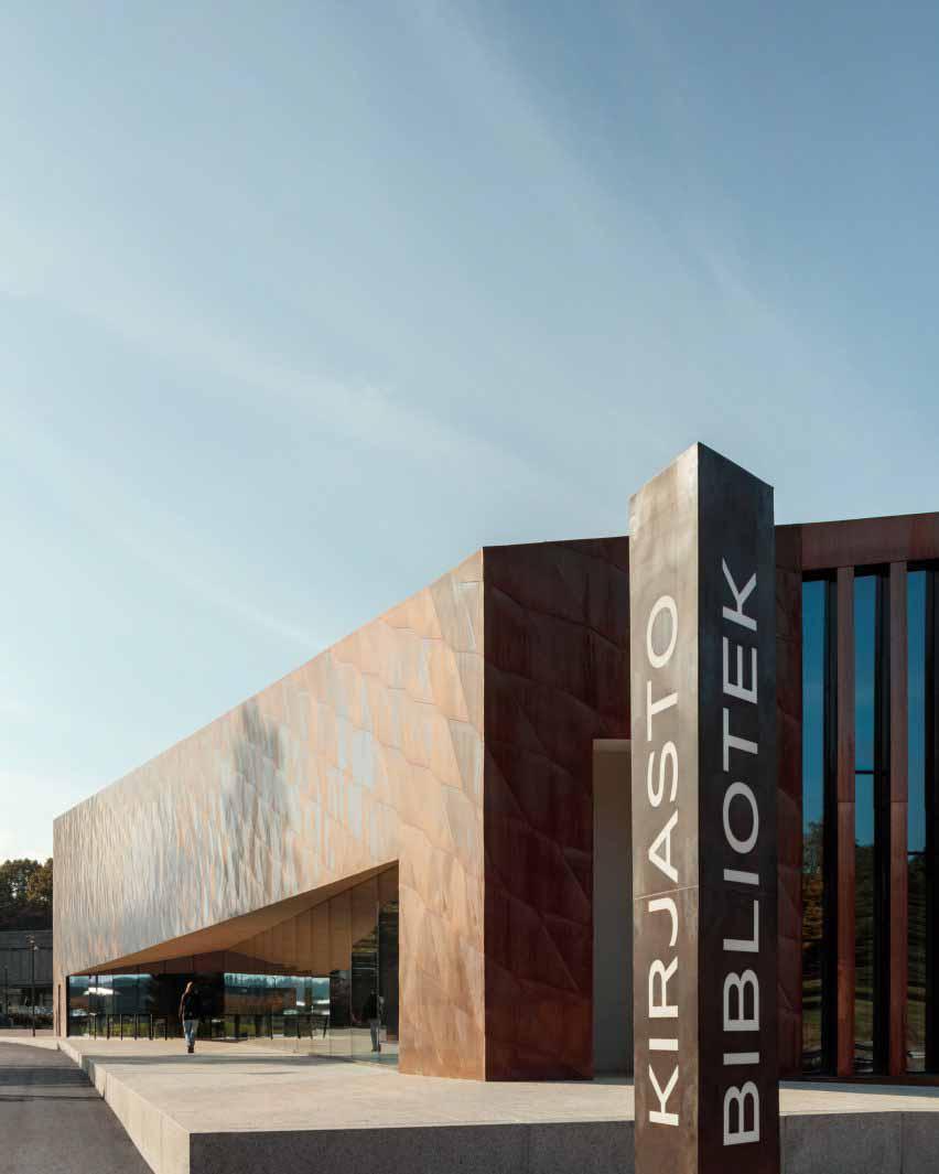 Библиотека в Киркконумми