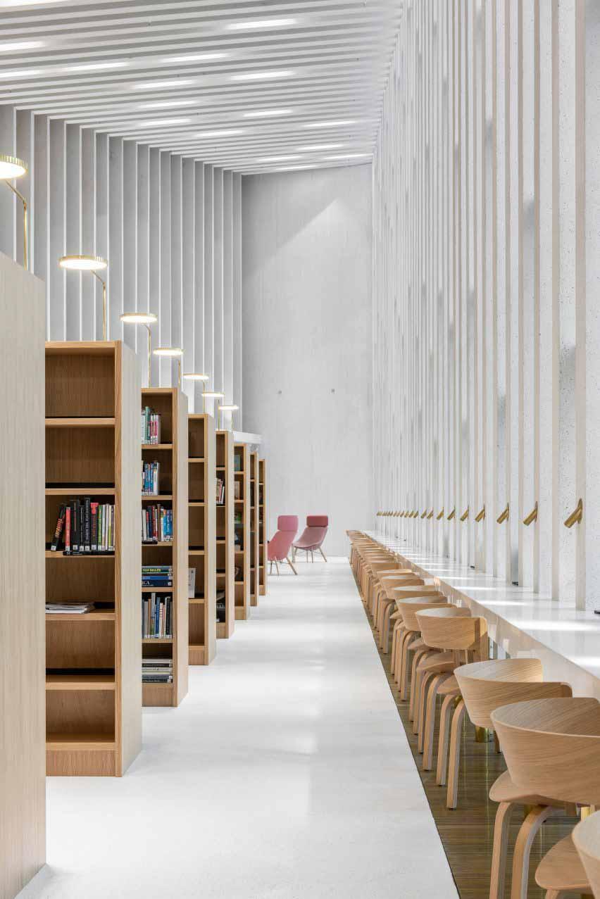 Сиденья библиотеки