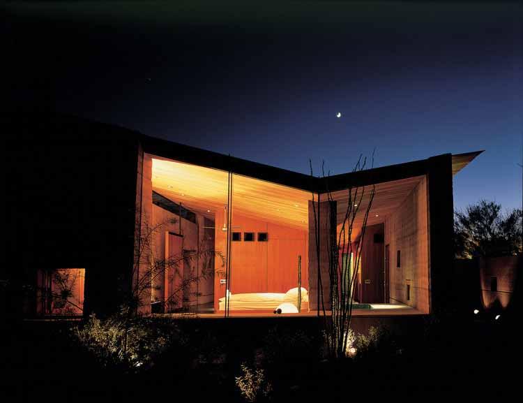 Дом Каталины / Студия Рика Джоя. Изображение © Уэйн Фудзи
