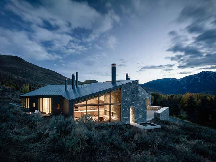 Дом Солнечной Долины / Студия Рика Джоя. Изображение © Джо Флетчер