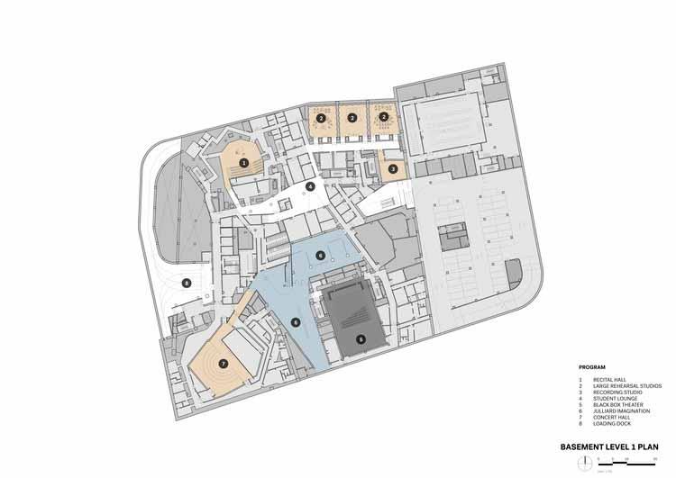 План цокольного этажа 1