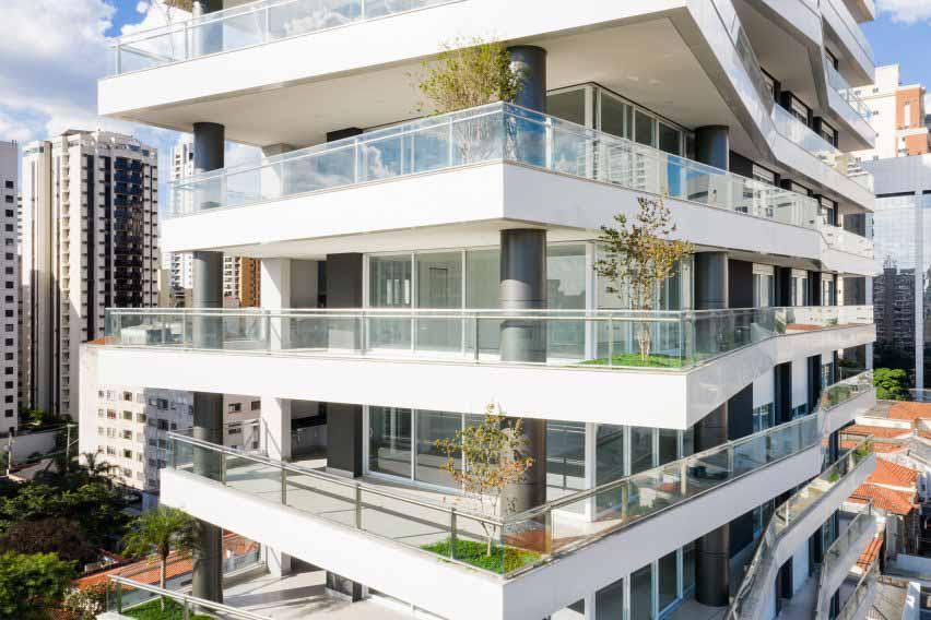 Зеленые крыши делают здание более экологичным