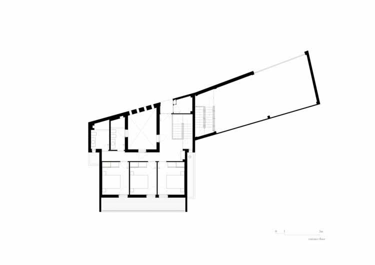 План - Подъездной этаж