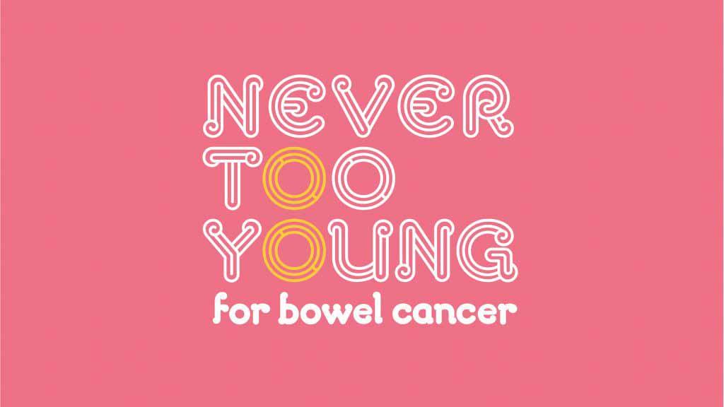 Taxi Studio разработала шрифт человеческого толстого кишечника для благотворительной организации по борьбе с раком кишечника
