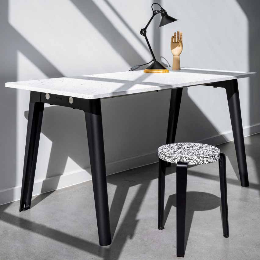 Новая современная система столов от Tiptoe