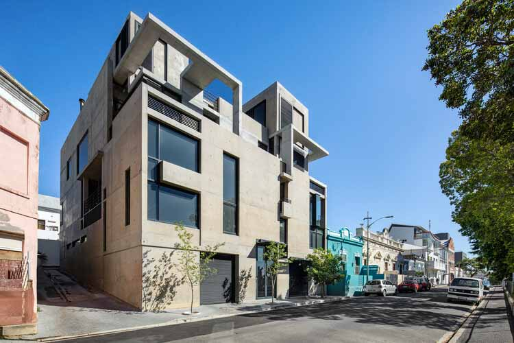 236 Buitengracht Street / Team Architects, © Адам Летч