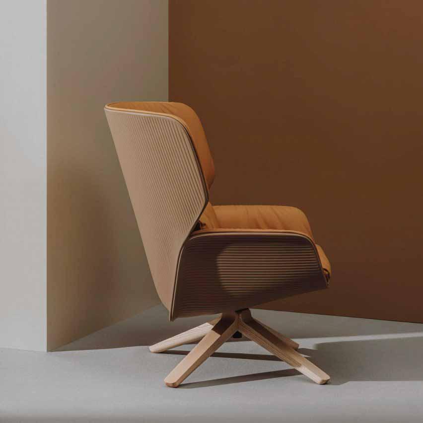 Nuez Lounge BIO от Патрисии Уркиолы для Andreu World