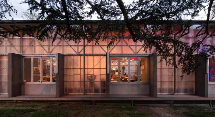 ANU Pop-Up Village / Craig Tan Architects, © Хайме Диас-Беррио