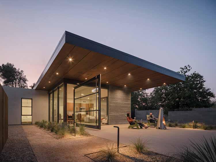 CasiTa House / The Ranch Mine, © Roehner + Ryan