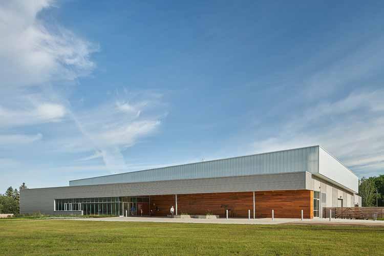 Центр лошадей Вайтмуд / Dub Architects, © Doublespace Photography