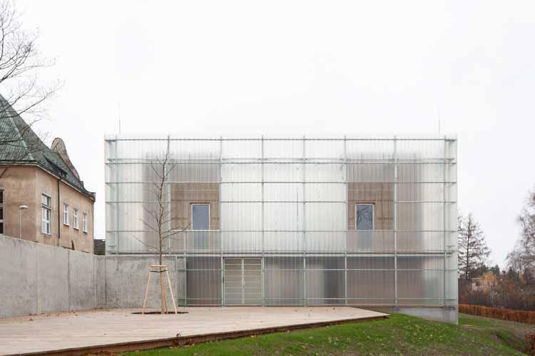 Детский сад Nová Ruda - Вратиславице-над-Нисоу / Petr Stolín Architekt, © Alexandra Timpau