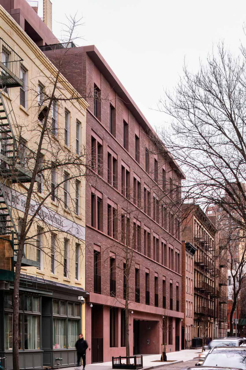 11-19 Джейн-стрит в Нью-Йорке