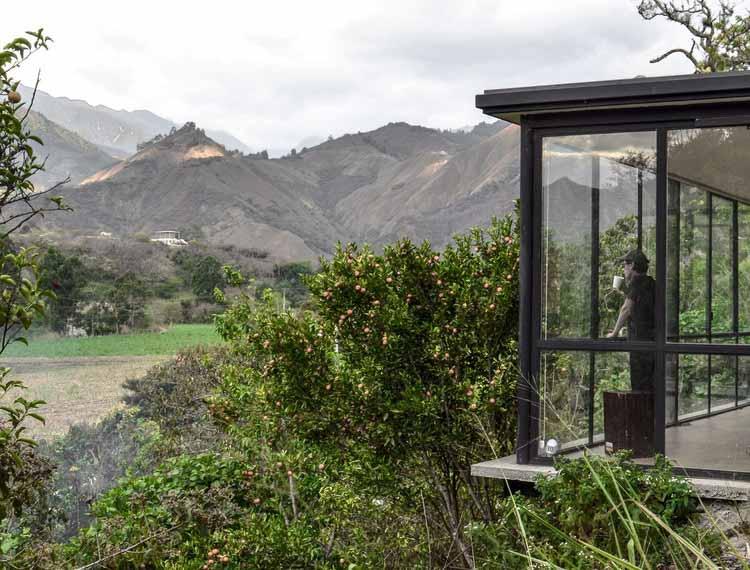 Дом Dos Guaduas / Grupo A + i Taller de arquitectura, © Маркос Хавьер Хименес, Сантьяго Балькасар