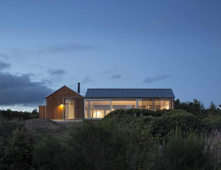 Дом на Mols Hills / Lenschow & Pihlmann, © Hampus Berndtson