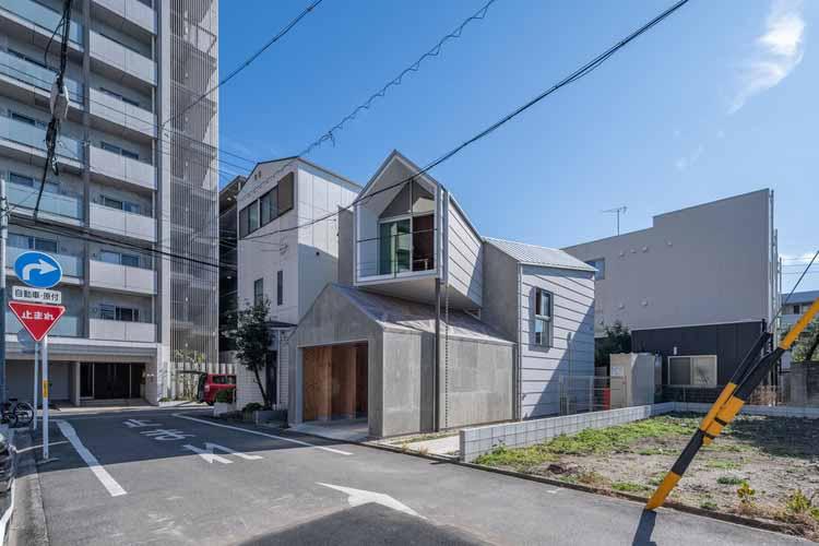 Дом в Комабачо / Архитектурное бюро Маки Йошимура | МЯО, © Студия Тололо