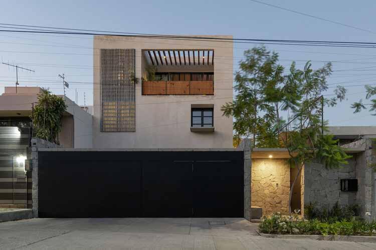 Дом Jacarandas / C3 Arquitectos, © Lorena Darquea