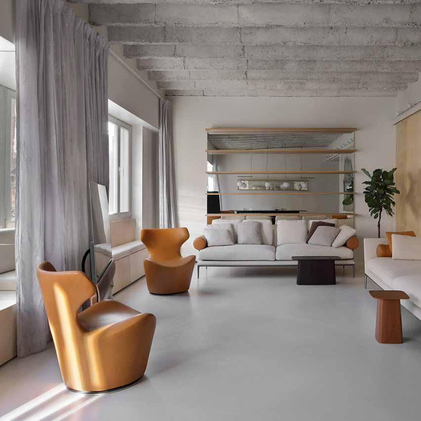Сиденья Isla на открытом воздухе от Себастьяна Херкнера для Gan