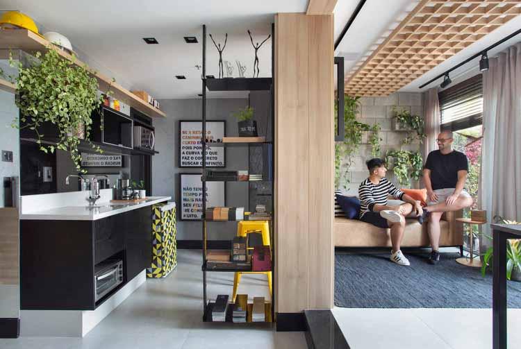 Офис GG / GG Arquitetura, © Райана Медина