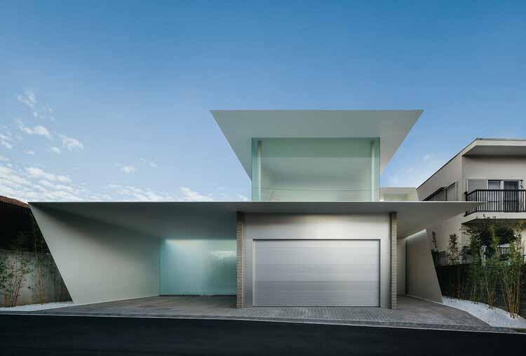HO-House / Ателье архитекторов Куботы, © Катсу Танака
