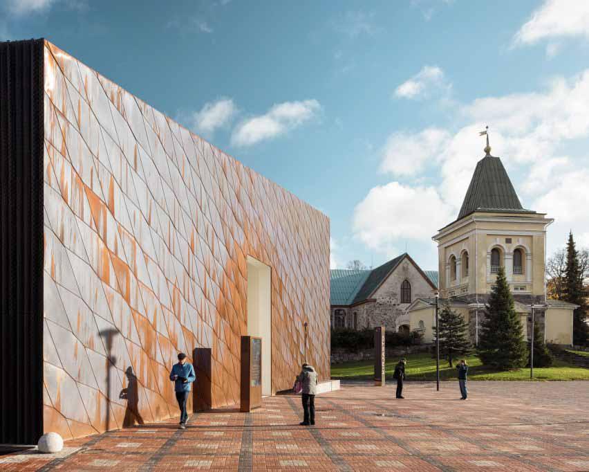 Библиотека Киркконумми от JKMM Architects