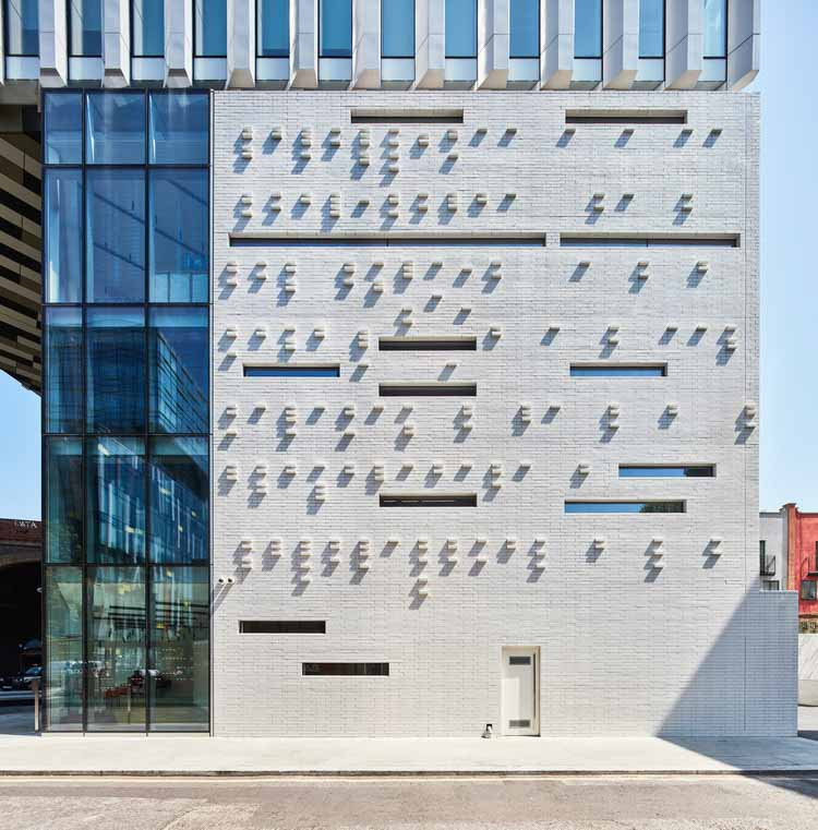 Кампус Music Box для Лондонского колледжа современных медиа / SPPARC Studio, любезно предоставлено SPPARC Studio