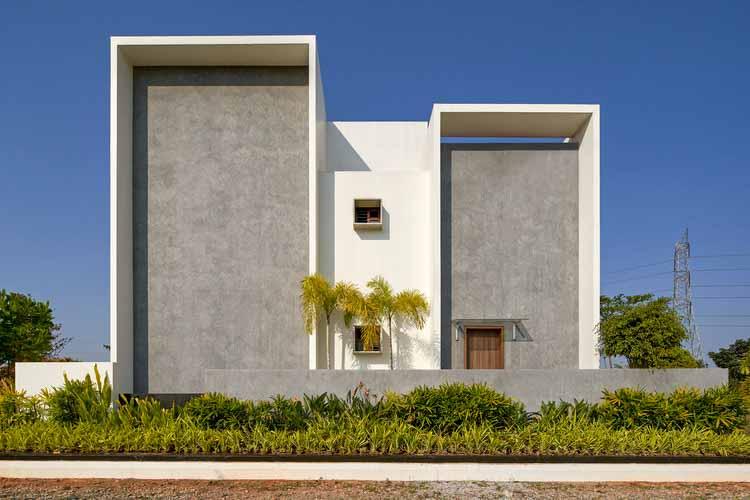 Каркасный дом / Crest Architecture, © Shamanth Patil J