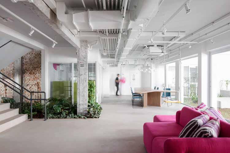 Клиника Alice Medical / noak studio + acr arquitetura, © Carolina Lacaz