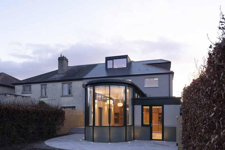 Пристройка к дому Черчтаун / Scullion Architects, © Fionn McCann