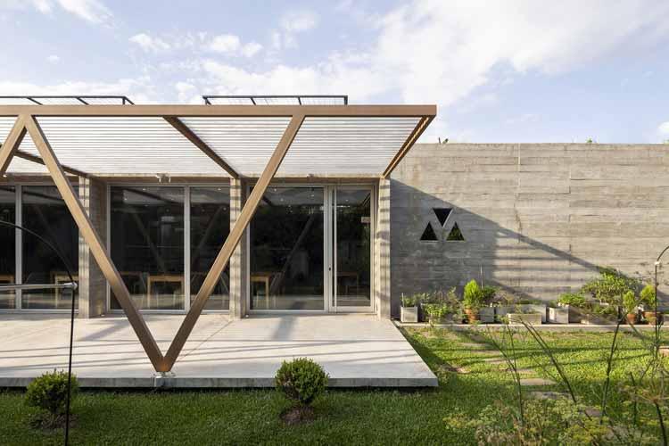 Ресторан Марго / Альфаро / Acevedo Arquitectura, © Рамиро Соса