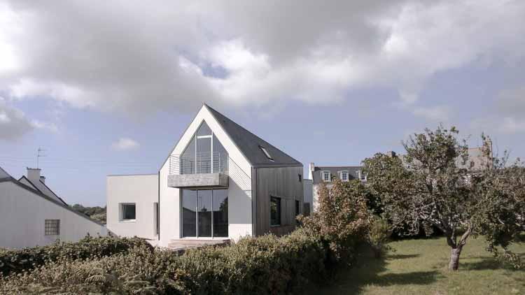 Sentinel House / Aurelien Chen, © Chantal Andro + Aurelien Chen
