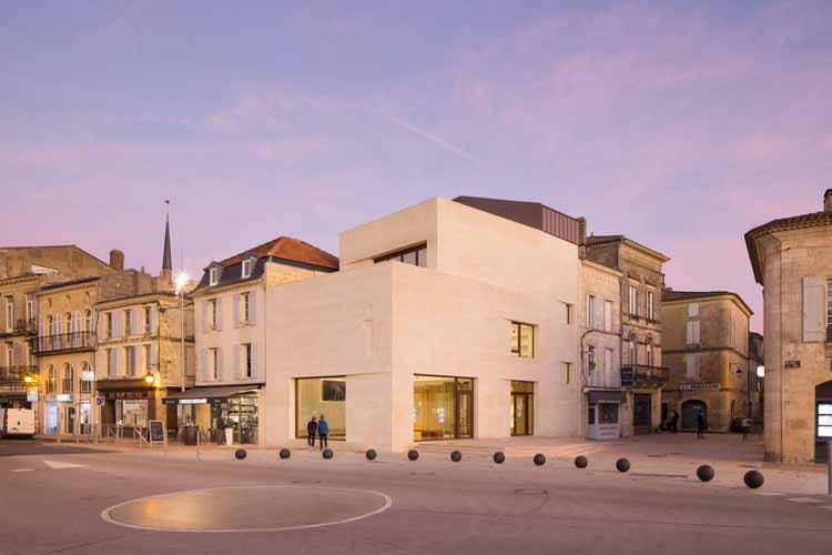 Туристический офис Blaye / Gayet-Roger Architects, © Arthur Pequin
