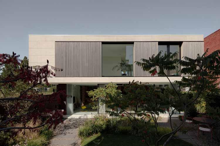 Villa MW / Компания Powerhouse, © Себастьян ван Дамм