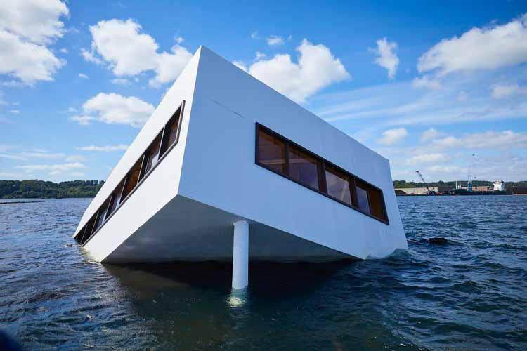 Все утечки хорошей архитектуры: руководство из пяти пунктов, затопленная современность. Предоставлено Асмунд Хавстин-Миккельсен