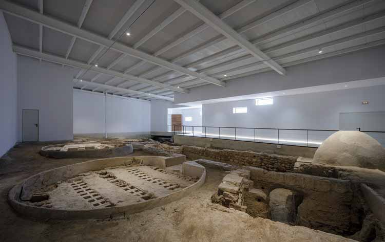 Выставочный центр Альфар Романо / Антонио Расо + Сезар Эгеа + Карлос Гарсия, © Фернандо Альда