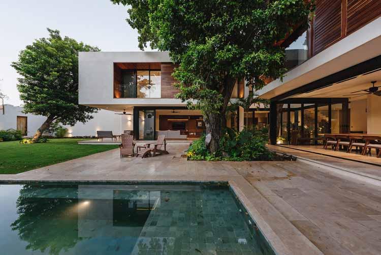 Zapote House / EURK Buildesign, © Тамара Урибе