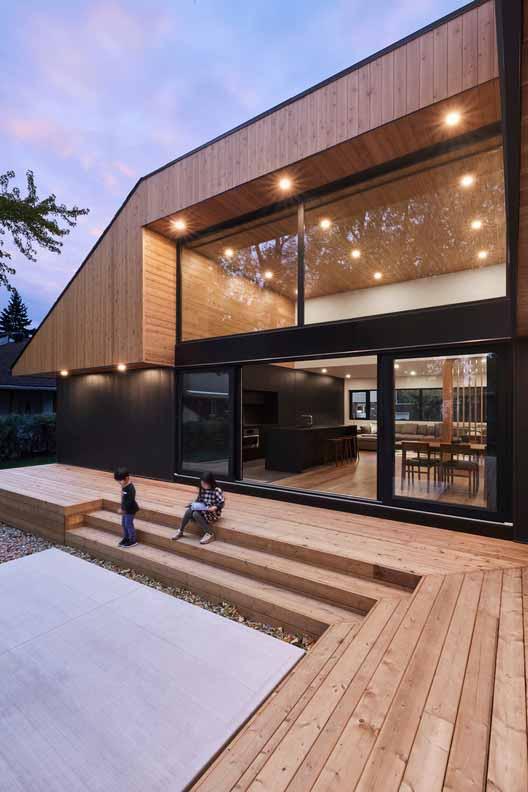 Жемчужный дом / MXMA Architecture & Design, © Annie Faffard