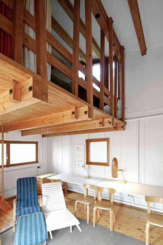 Casa Experimental Muuratsalo / Alvar Aalto. Изображение © Нико Сайе