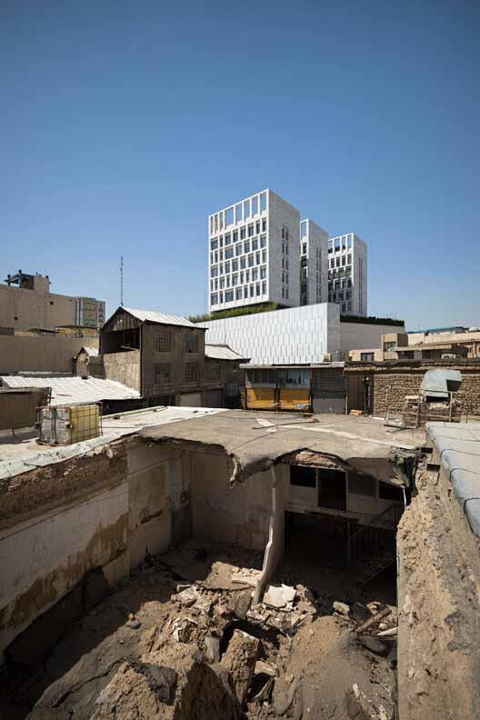 © Мохаммад Хасан Этефаг, Deed Studio