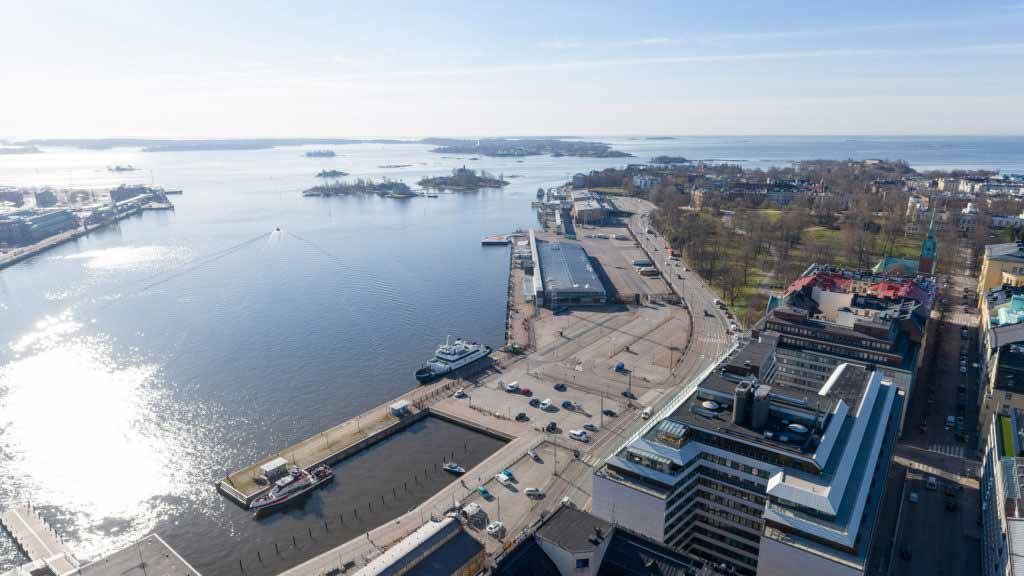 Хельсинки объявляет о приеме предложений по превращению порта Макасииниранта в культурный центр
