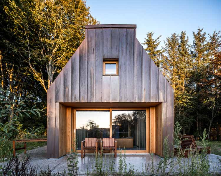 Авторский дом / архитекторы SLETH, © Rasmus Hjortshøj - COAST