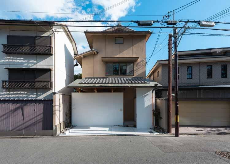 Дом в Симогамо / td-Atelier + ENDO SHOJIRO DESIGN, © Matsumura Kohei