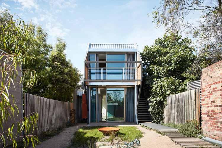 Fleming Park House / Студия облачной архитектуры, © Джереми Райт