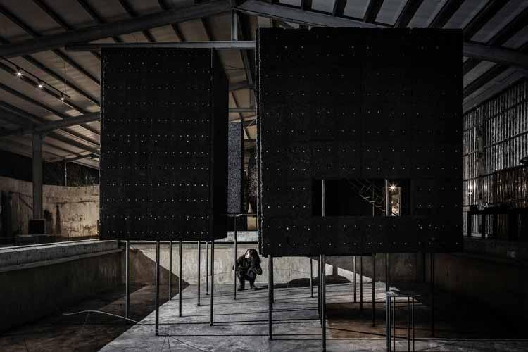 Павильон Тайваня на Венецианской биеннале 2021 года раскрывает влияние миграции, предоставлено павильоном Тайваня на Венецианской биеннале 2021 года