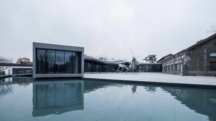 Шелковая фабрика Северной зоны / OLI Architecture PLLC, © Шен Чжунхай