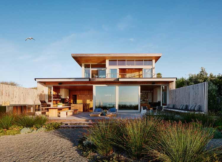 Surf House / Feldman Architecture, © Джо Флетчер